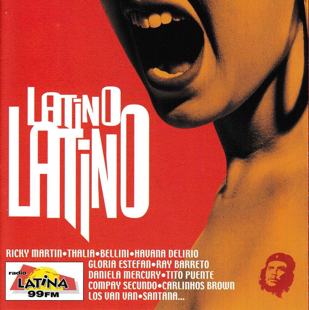 CD   Latino Latino    Avec Radio Latina   Compilation 7 Antony (92)
