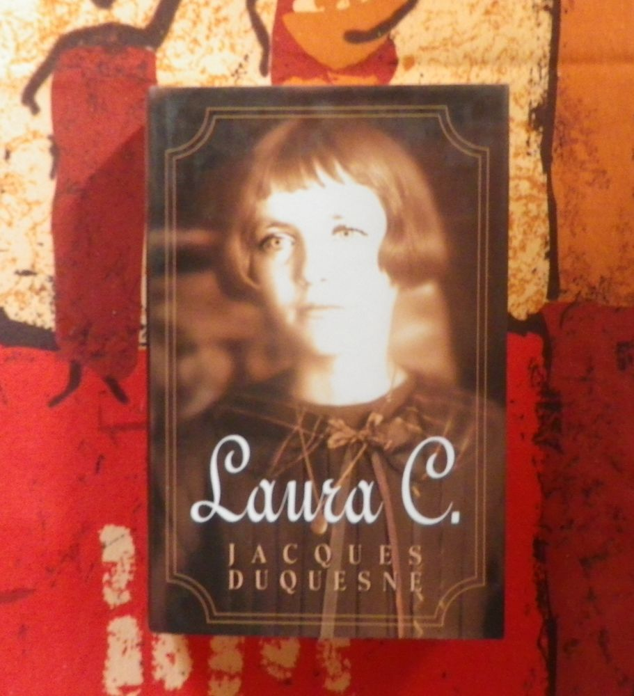 LAURA C. de Jacques DUQUESNE Ed. France Loisirs 3 Bubry (56)