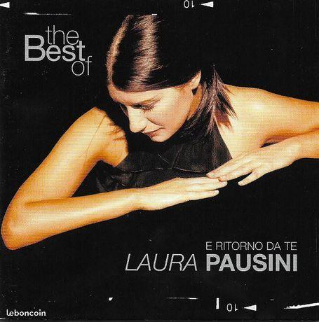 Laura Pausini? The Best Of Laura Pausini E Ritorno Da Te 4 Martigues (13)