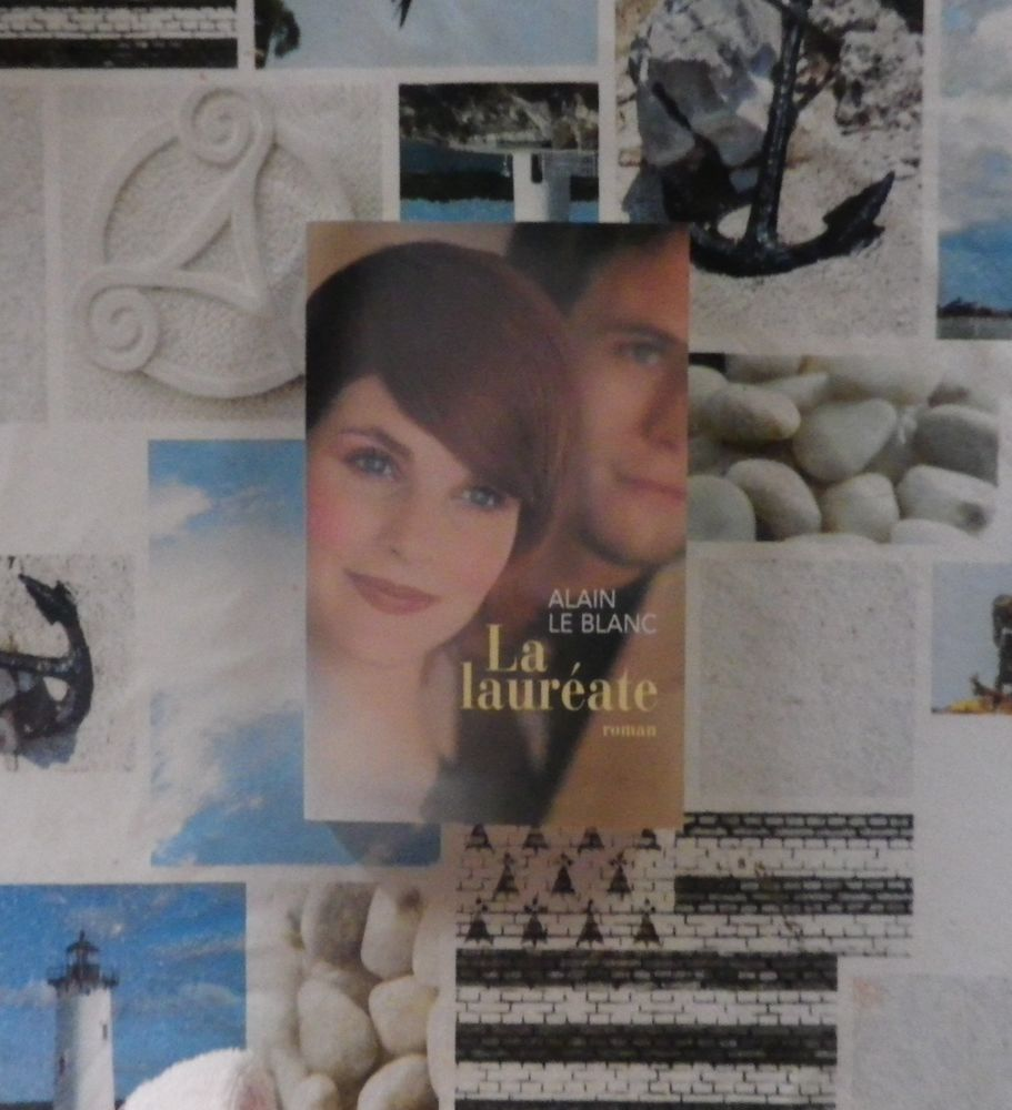 LA LAUREATE de Alain LE BLANC Ed. France Loisirs Livres et BD