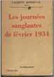 Laurent BONNEVAY Les journées sanglantes de février 1934