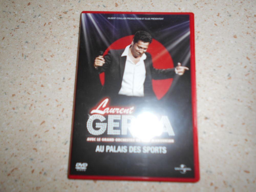 DVD Laurent Gerra au palais des sports  4 Échenoz-la-Méline (70)