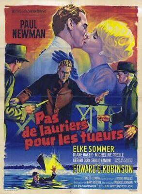 PAS DE LAURIERS POUR LES TUEURS dvd paul newman 0 Malo Les Bains (59)
