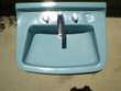 Lavabo avec robinetterie