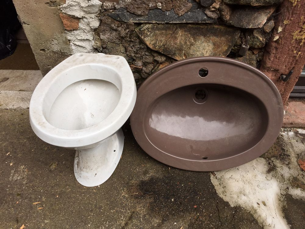 lavabo brun 10 Strasbourg (67)
