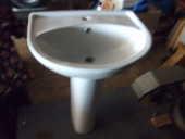 lavabo sur colonne (blanc) 20 72100 Le Mans