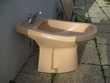 lavabo sur colonne Bricolage