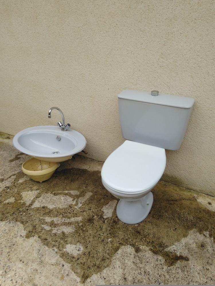 LAVABO et WC 30 Vitré (35)