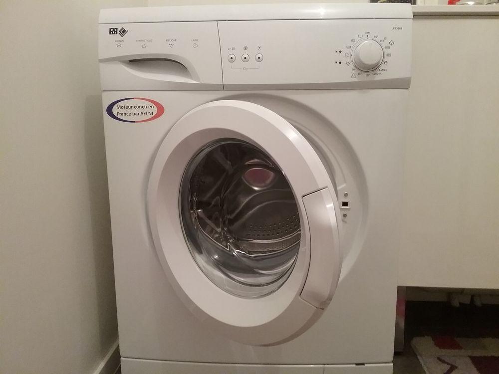 mon lave linge en très bon état 60 Strasbourg (67)