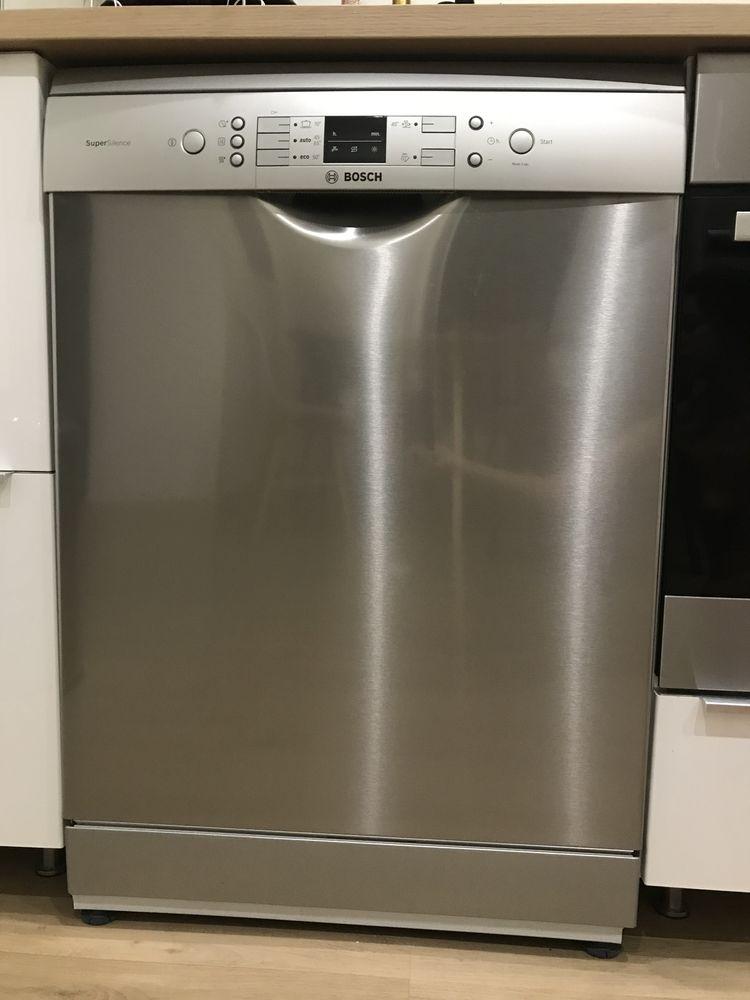 nouveaux styles e3e17 aa33f Lave vaisselle BOSCH inox