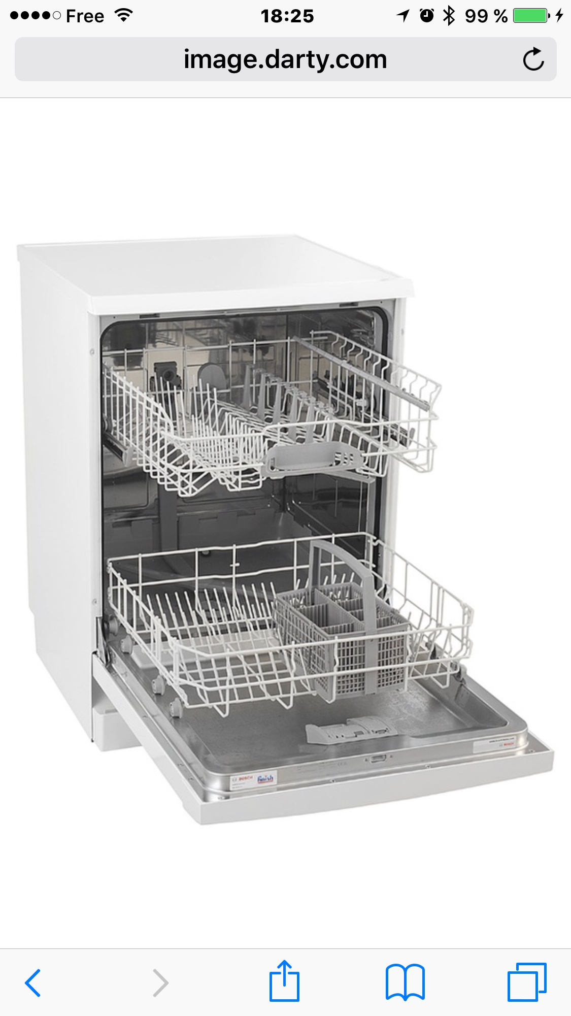 lave vaisselle Bosh 250 Sarcelles (95)