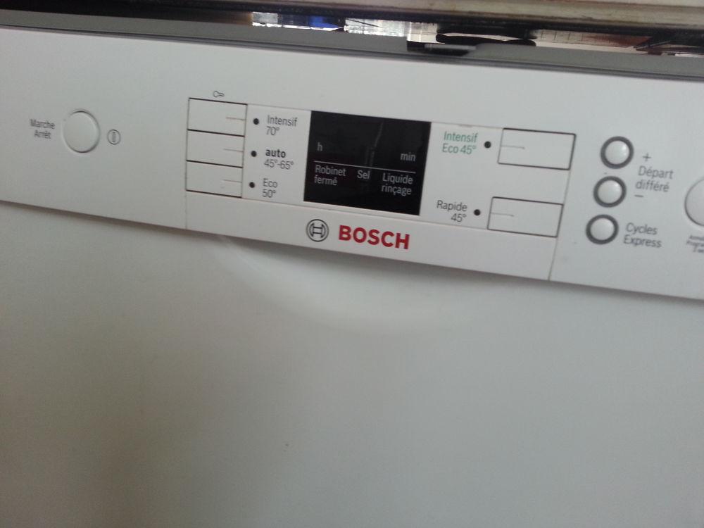 Lave-vaisselle encastrable Bosch AAA silence Plus 5 progr.  350 Ségny (01)