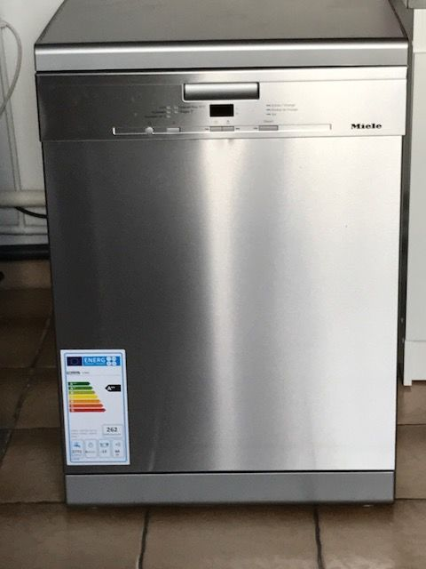 LAVE VAISSELLE MIELE INOX NEUF 698 Lomme (59)