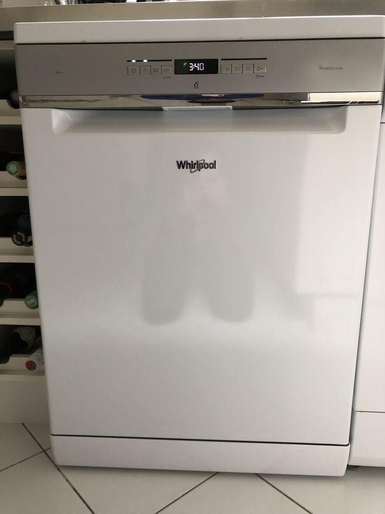 nouvelle arrivee af0e8 4d5a6 Lave-vaisselle Whirlpool WFO3T123PFX inox - Garantie - COMME Neuf