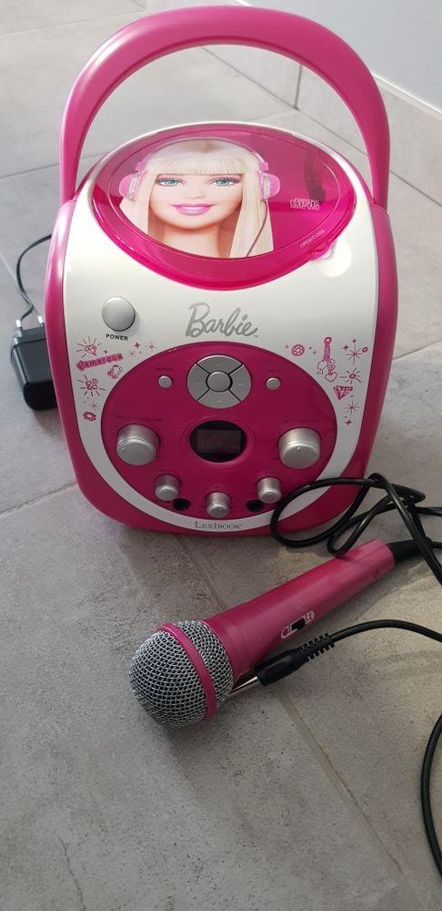 Lecteur cd Barbie Lexibook 25 Neufmoutiers-en-Brie (77)
