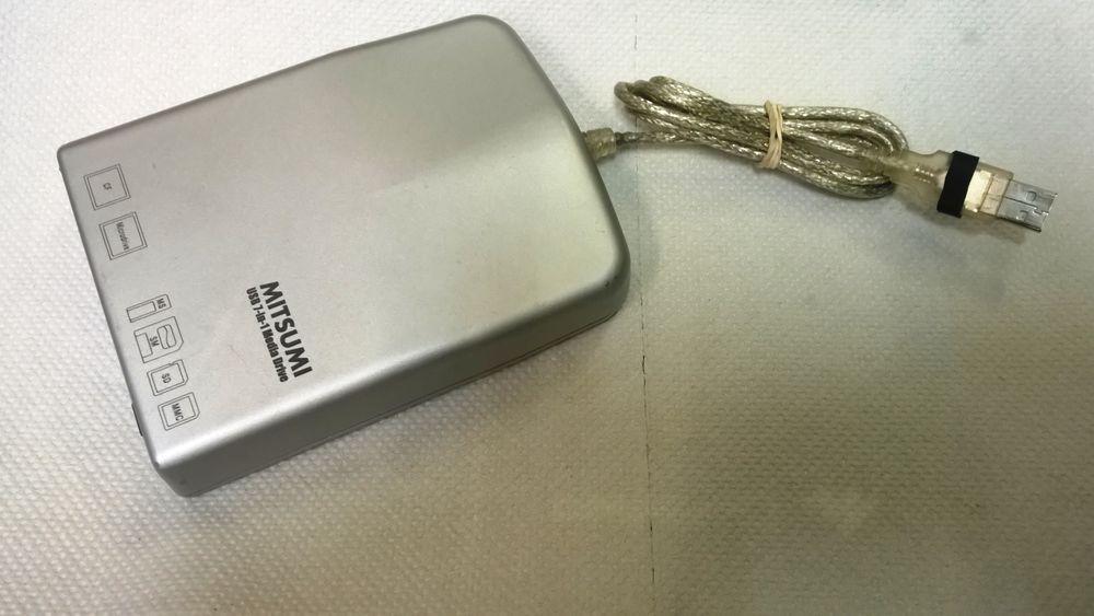 Lecteur disquette et cartes mémoires Matériel informatique