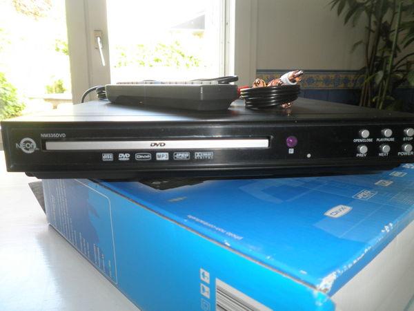 Lecteur DVD DVIX 25 Bonsecours (76)