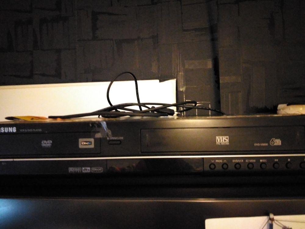Lecteur DVD marque Samsung Photos/Video/TV