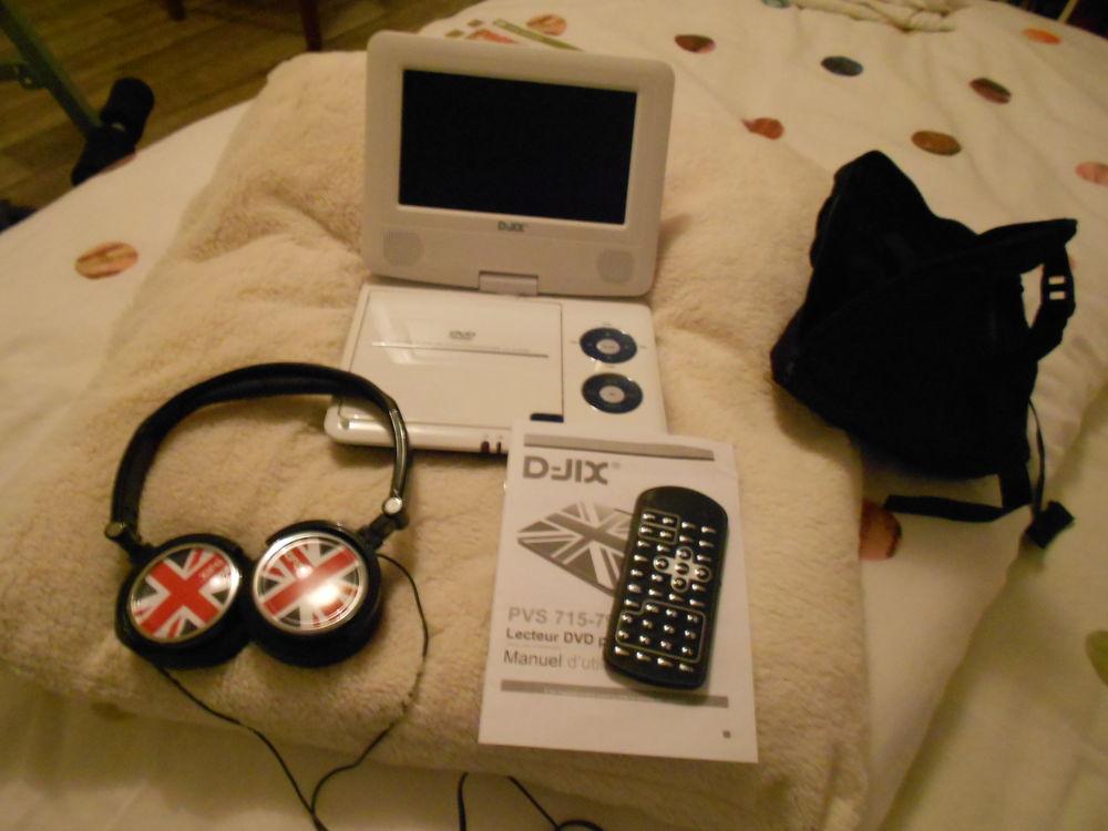 Lecteur DVD portable  40 Nieul-le-Dolent (85)