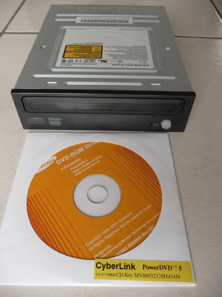 Lecteur DVD SAMSUNG TS-H352 pour PC 20 Agen (47)