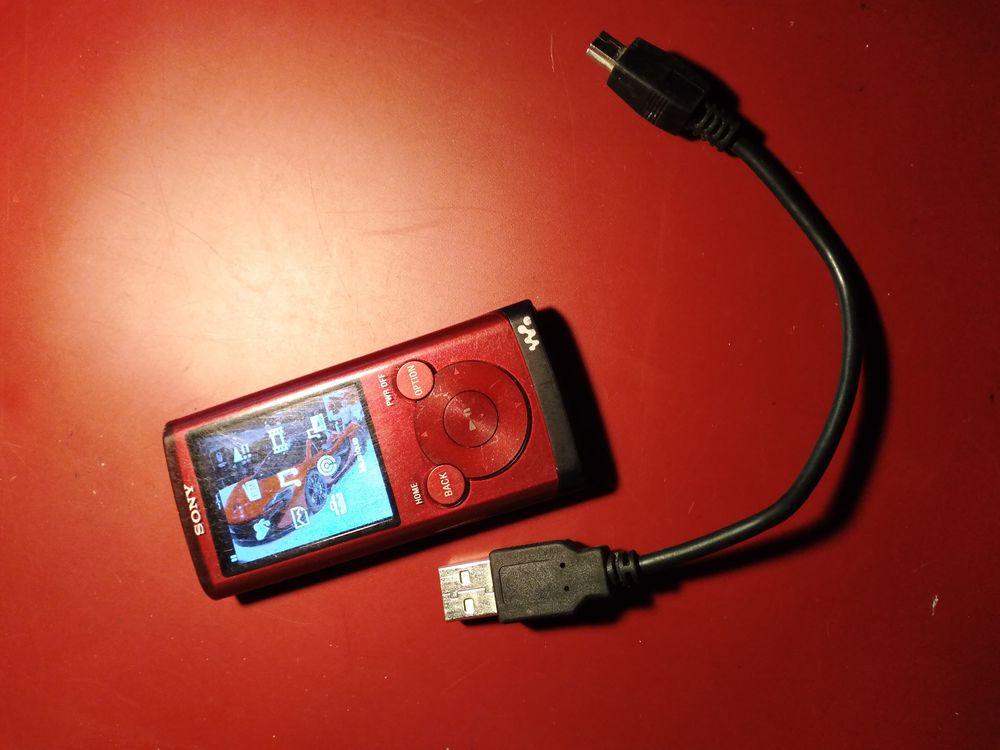 Lecteur MP4 Sony 8Go rouge 35 Rennes (35)