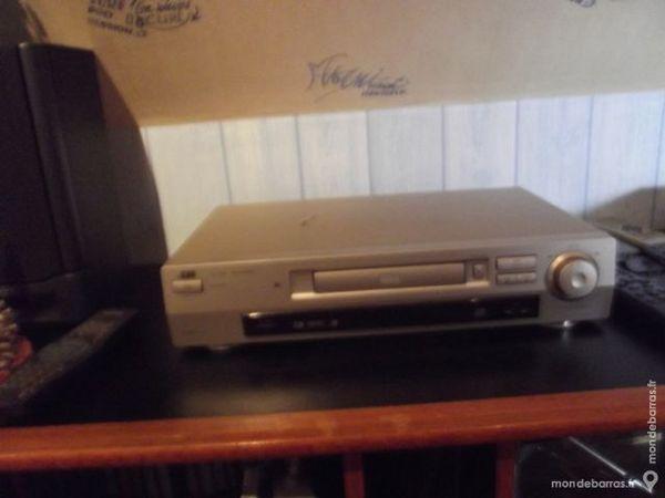 lecteurs dvd jvc+ schneider + home tech DVD et blu-ray