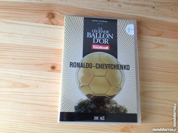 La légende du ballon d'or n°1 (DVD) 5 Dijon (21)