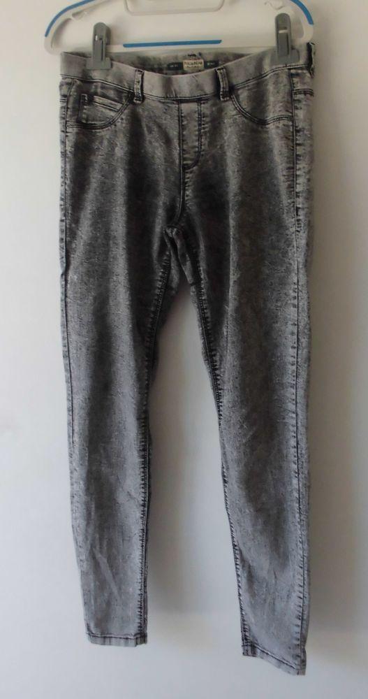 Legging gris 5 Rennes (35)