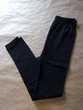 Legging long noir en taille M