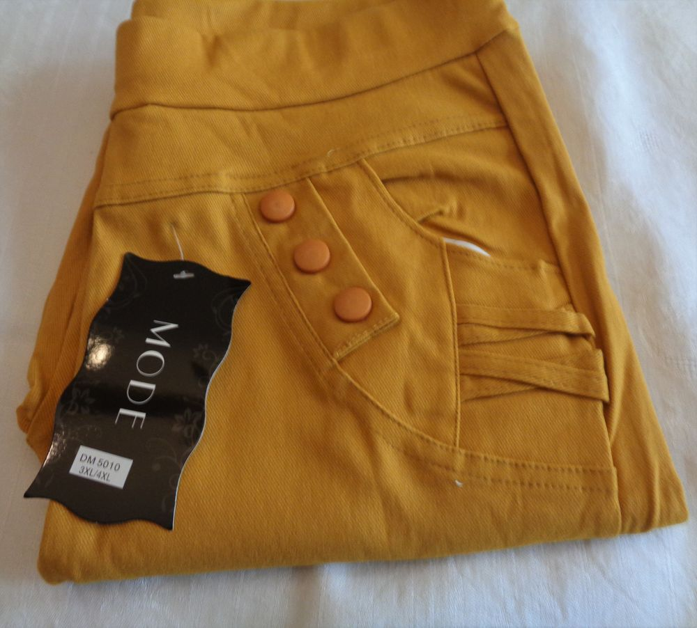 legging moutarde t xxl neuf étiquette 17 Argenteuil (95)