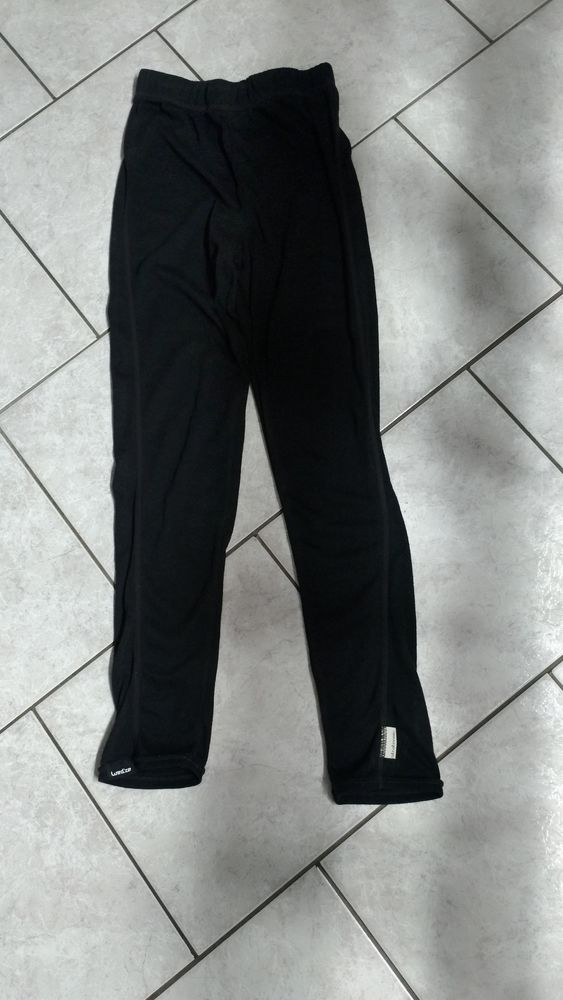 legging sous-vêtement de ski TAILLE 12 ANS 3 Abbeville (80)