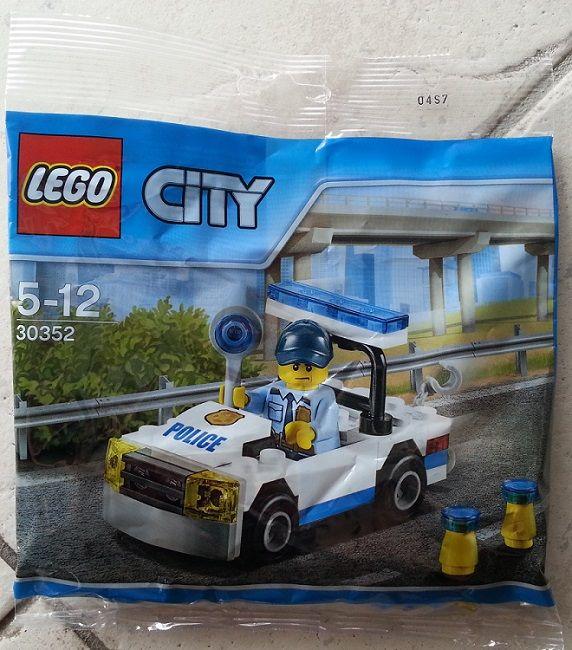 Lego 30352 La voiture de police (Polybag) 9 Orléans (45)