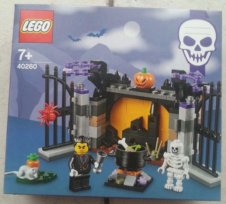 Lego 40260 Ensemble Halloween - Saison Jeux / jouets