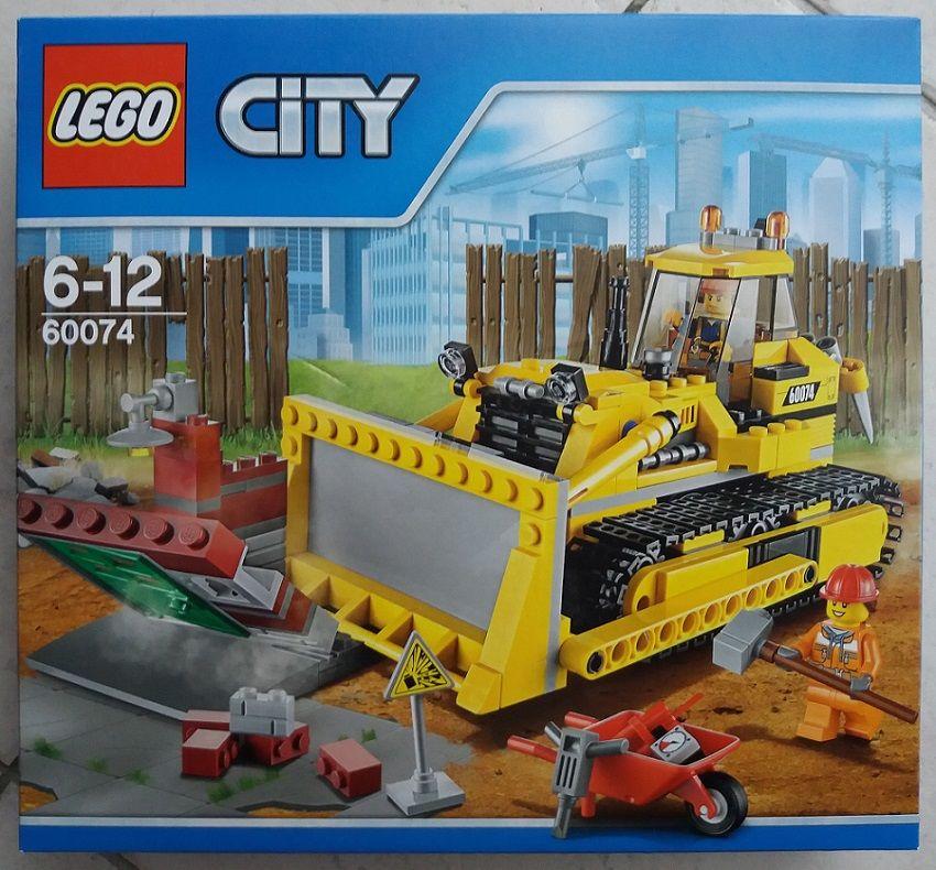 Lego 60074 Le bulldozer 45 Orléans (45)