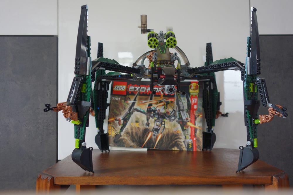 Lego-7707-série Exoforce 30 Saint-Maur-des-Fossés (94)