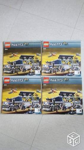 LEGO AGENTS 8635 48 Chatou (78)