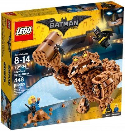 Lego L'attaque de Gueule d'argile 70904 28 Fontenay-sous-Bois (94)
