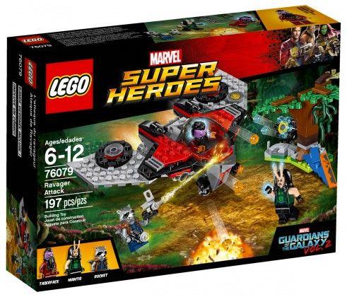 Lego L'attaque du Ravageur 76079 22 Fontenay-sous-Bois (94)