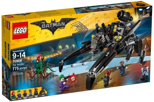 Lego Le Batbooster 70908 71 Fontenay-sous-Bois (94)