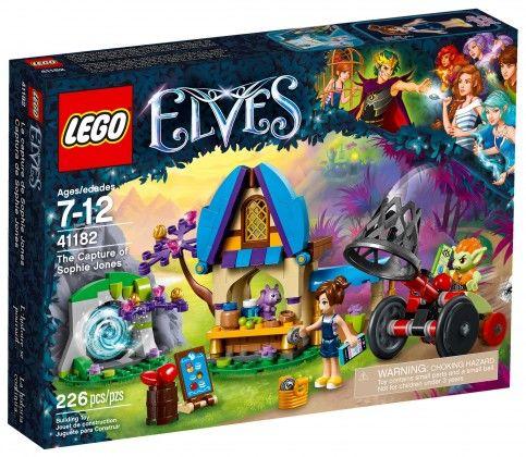 Lego La capture de Sophie Jones 41182 16 Fontenay-sous-Bois (94)