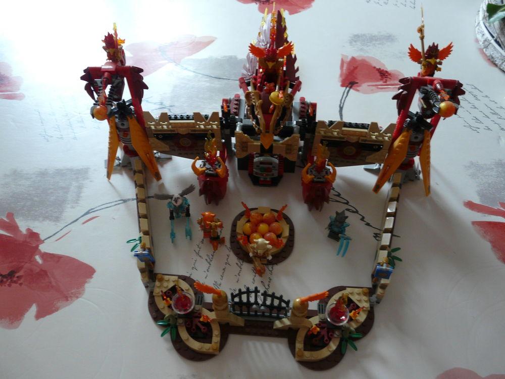 Lego Chima : temple ph?nix de feu volant 60 Sainghin-en-Weppes (59)