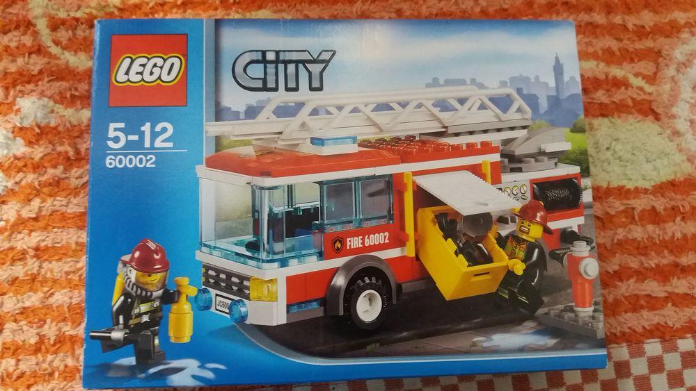 LEGO® City 60002 Le camion de pompier  30 La Ferté-Alais (91)