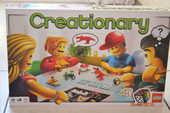 JEU LEGO CREATIONARY 25 Oullins (69)