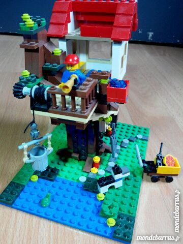 Lego creator 31010 La cabane dans les bois 30 La Bouilladisse (13)