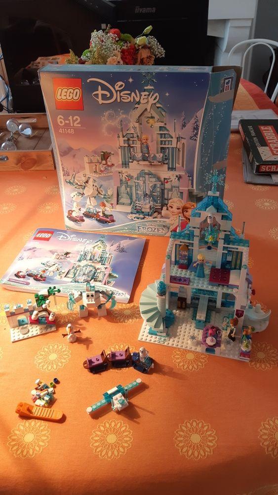 LEGO Disney Princess - Le palais des glaces magique d?Elsa - 41148 - Jeu de Construction 40 Saumur (49)