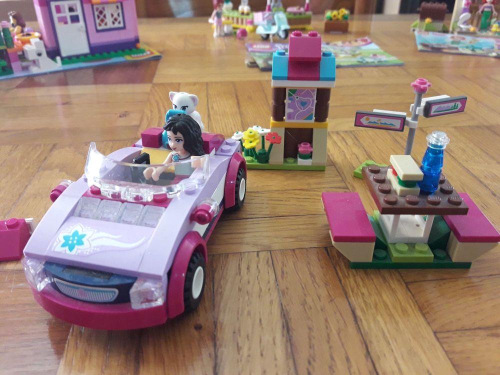 LEGO® Friends 41013 - Le coupé cabriolet d'Emma 8 Cléon-d'Andran (26)