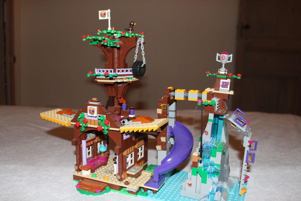 LEGO Friends -  La Cabane De La Base D'aventure 45 Bordeaux (33)