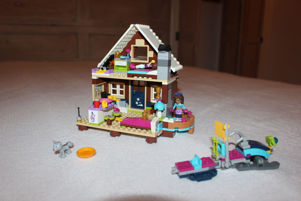 LEGO Friends - Le chalet de la station de ski -  35 Bordeaux (33)