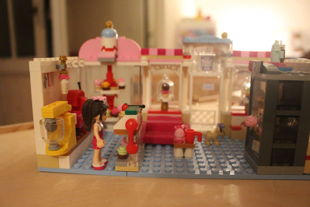 LEGO Friends - Le Cupcake Café d'Heartlake City 35 Bordeaux (33)