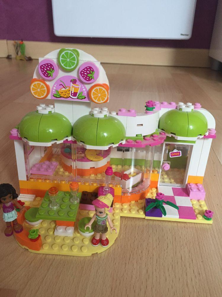 Lego friends : bar à smoothie  30 Bonnevent-Velloreille (70)